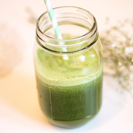 Dark Green Juice