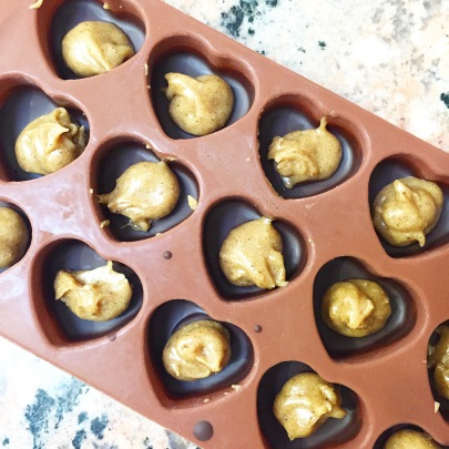 Maca Caramel Chocolates 2