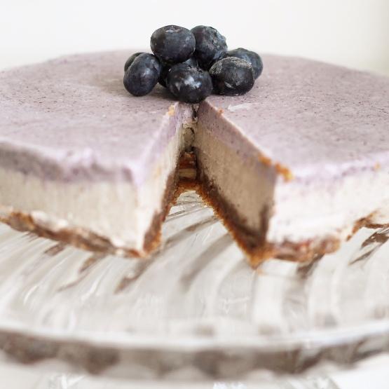 Raw Cheesecake 1