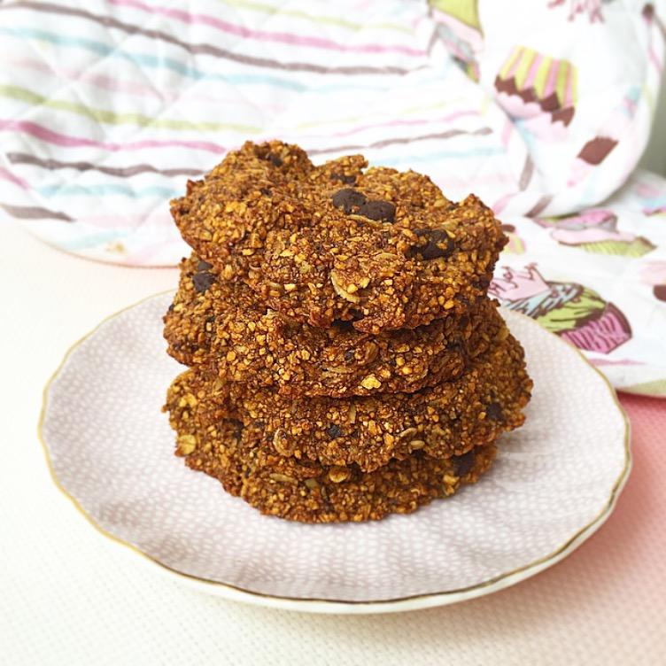 Sweet Potato Flour Organic Spoon