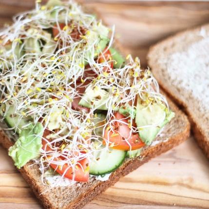 Vegan Sandwich 2