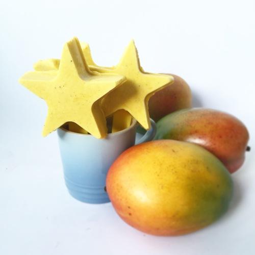 mango coconut ice cream