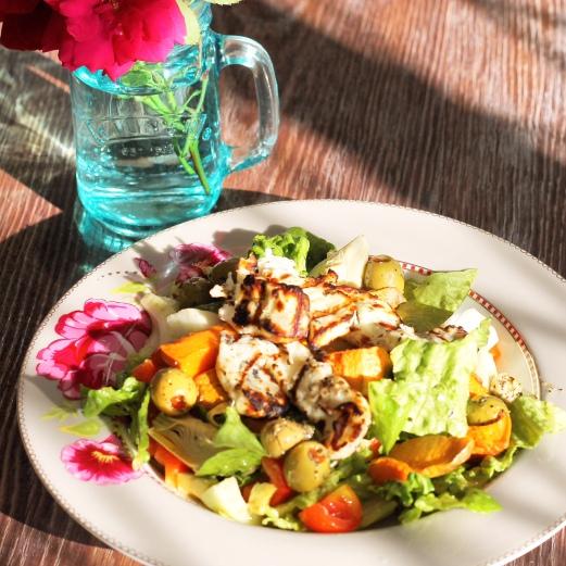 Sweet pot salad 1