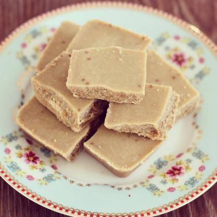 White Chocolate Mulberry Bars