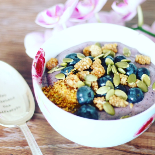 Berry Smoothie Bowl