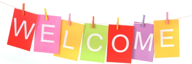 Welcome-Hanging-Banner