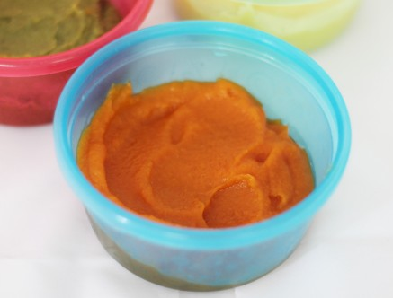 Carrot Sweet Pot Squash Turmeric