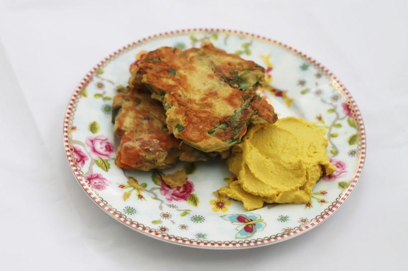 chickpea-omlette