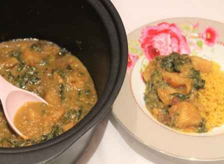 sweet-pot-spinach-curry