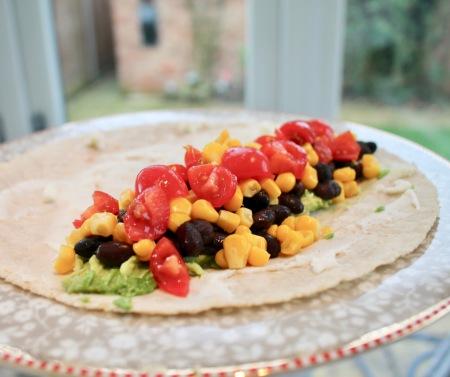 vegan-lunch-wrap